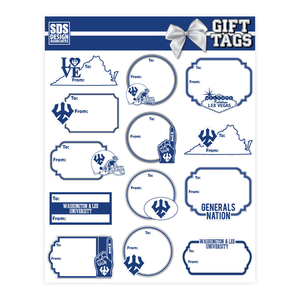 Cover Image For Gift Tags