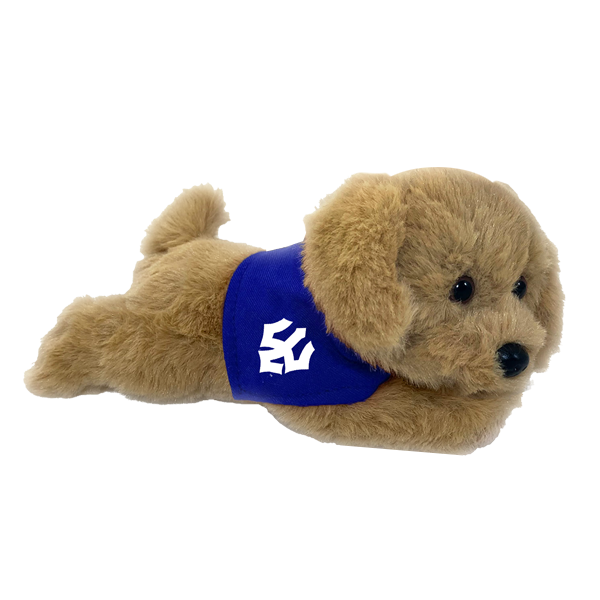 Image For Golden Retriever Tiny Tikes Plush