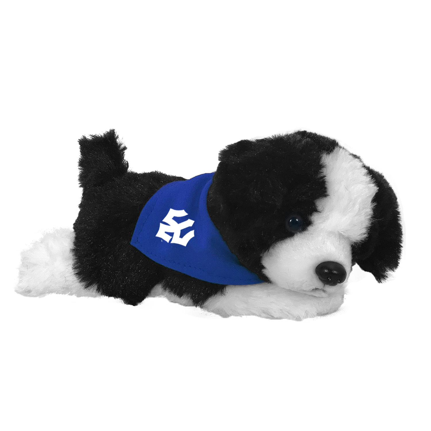 Image For Border Collie Tiny Tikes Plush