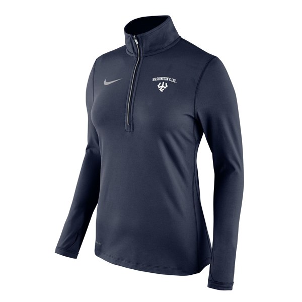Image For Nike Solid Element DriFit 1/2 Zip