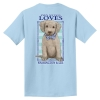 Cover Image for Live Oak Puppy Love Short Sleeve Pocket Tee