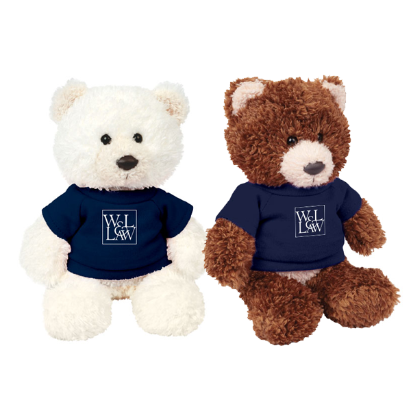 Image For Baxter Bear Law Plush