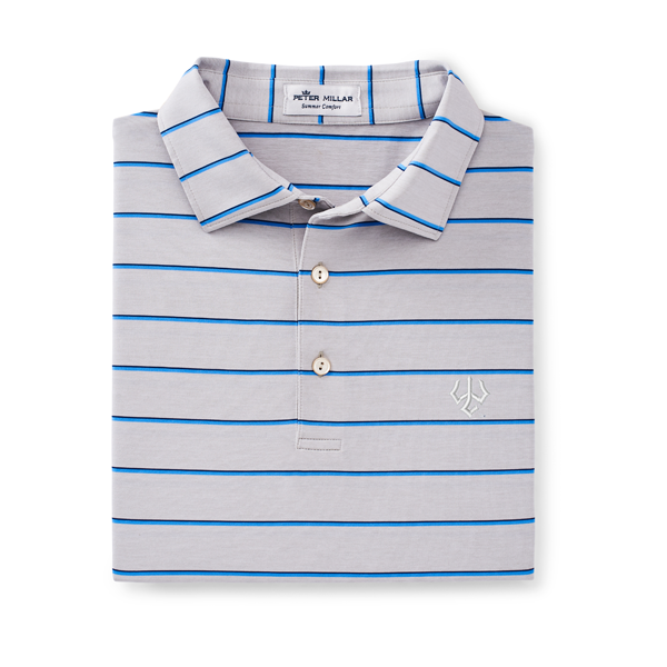 Image For Peter Millar State Stripe Performance Polo