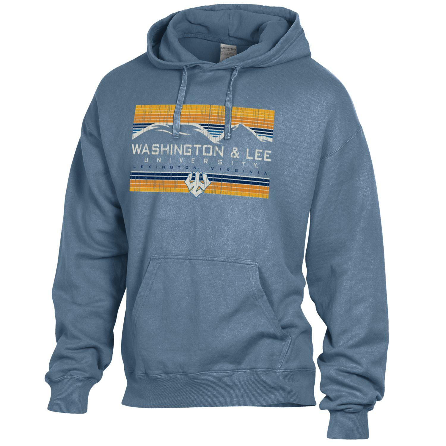 Cover Image For Comfort Wash Skyline Hoodie