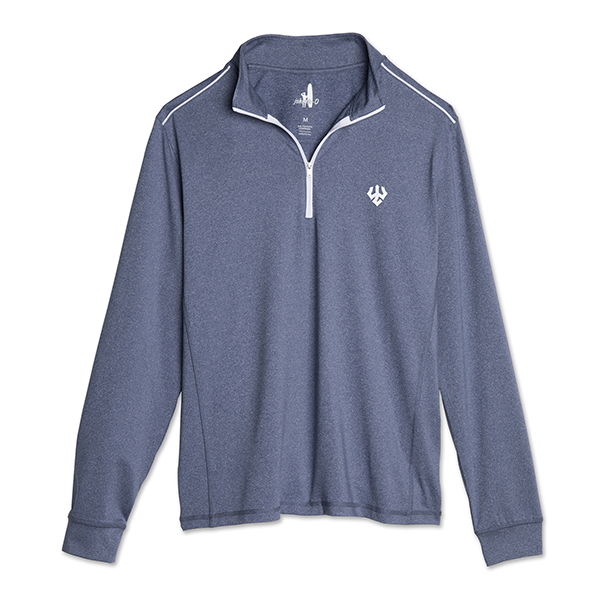 Image For Johnnie-O Lammie 1/4 Zip Pullover
