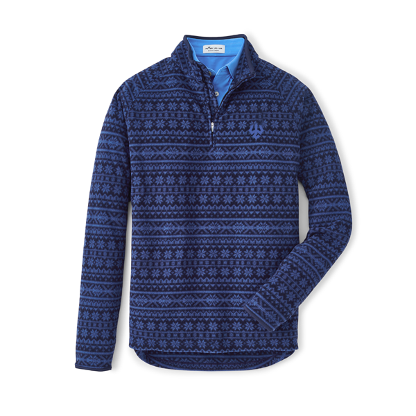 Image For Peter Millar Microfleece 1/4 Zip