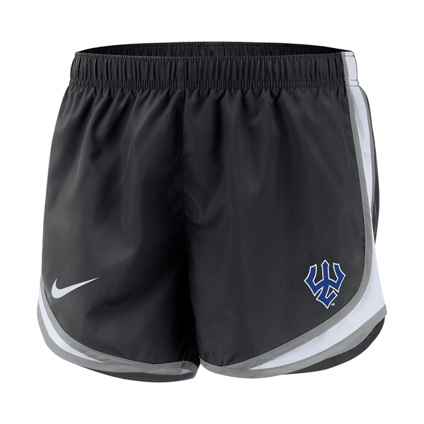 Image For Nike Tempo Shorts, Black and White