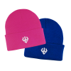 Cover Image for Infant Trident Beanie, Navy Tridents
