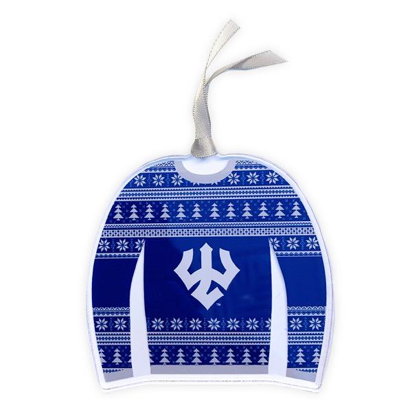 Image For Acrylic Sweater Ornament