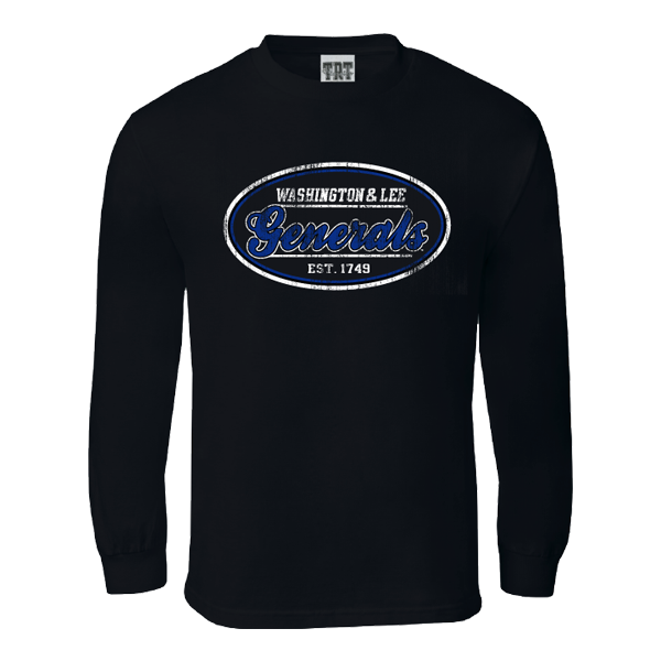 Image For Generals Ringspun Long Sleeve Tee