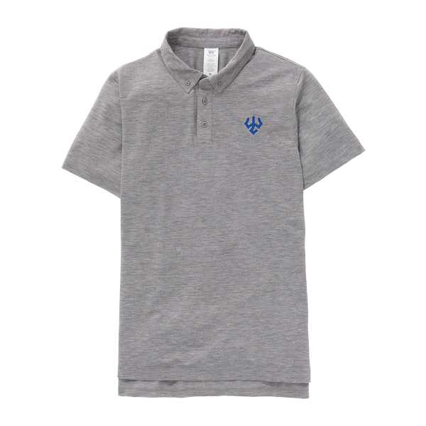 Image For Ivy Citizens Polo, Grey or Navy