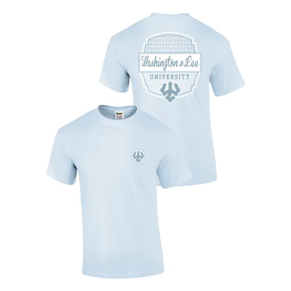 Image For Comfort Colors Short Sleeve Tee, Lt. Blue or Lt. Pink