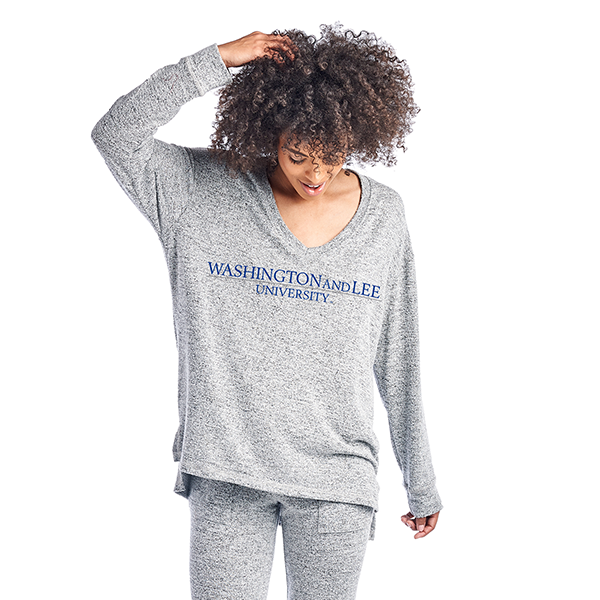 Image For Spirit Jersey Drop Hem Pullover