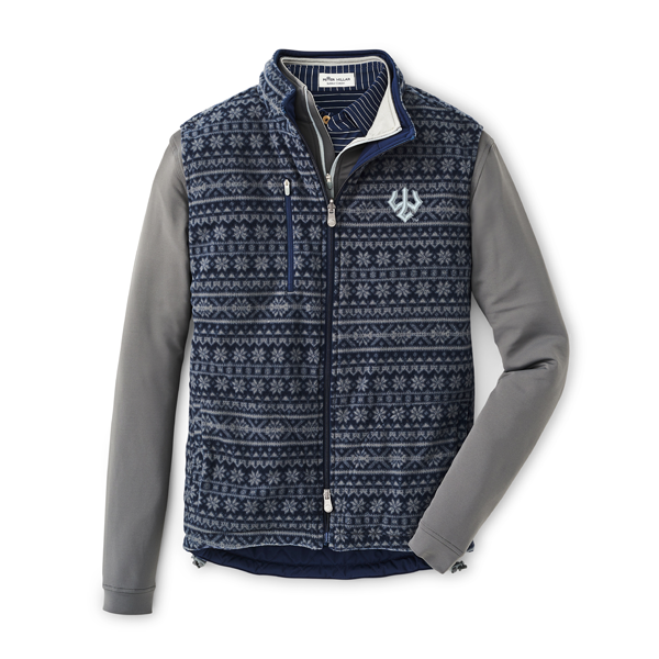 Image For Peter Millar All Day Reversible Vest