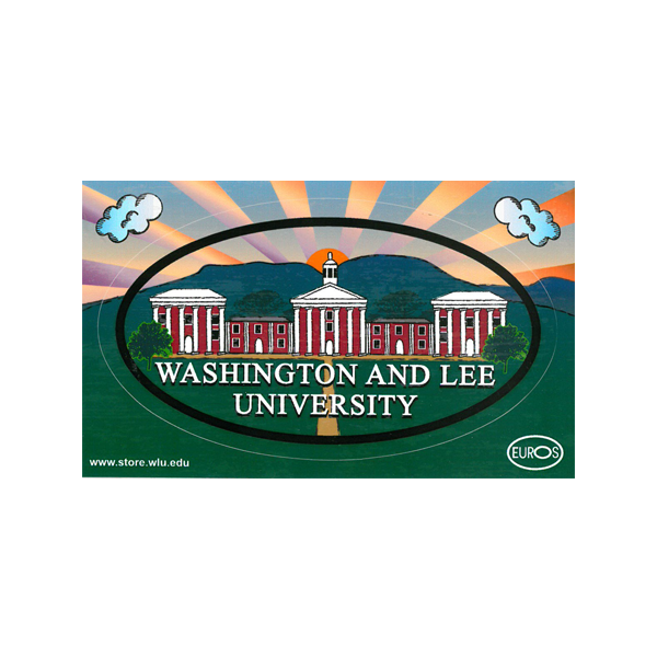 Image For Colonnade Postcard Decal