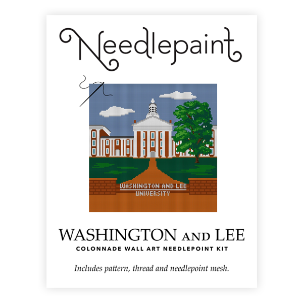 Image For Needlepaint Colonnade Wall Art Needlepoint Kit