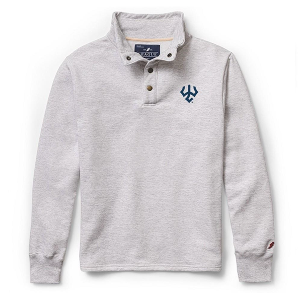 Image For League Ash Snap Fleece Pullover