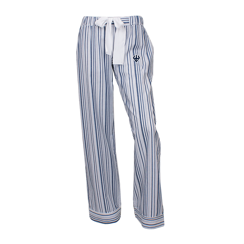 Image For Striped Lounge Pants