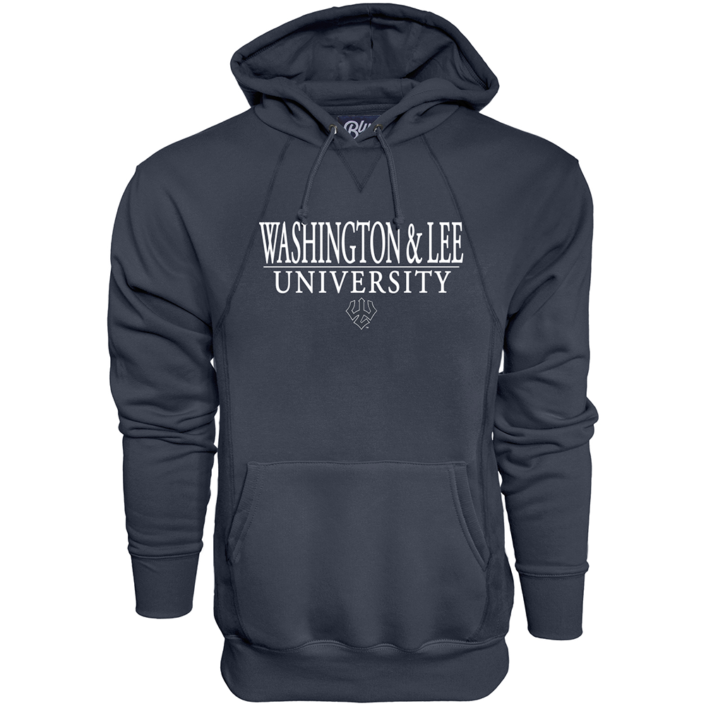 Image For Blue 84 Sanded Fleece Pullover Hoodie