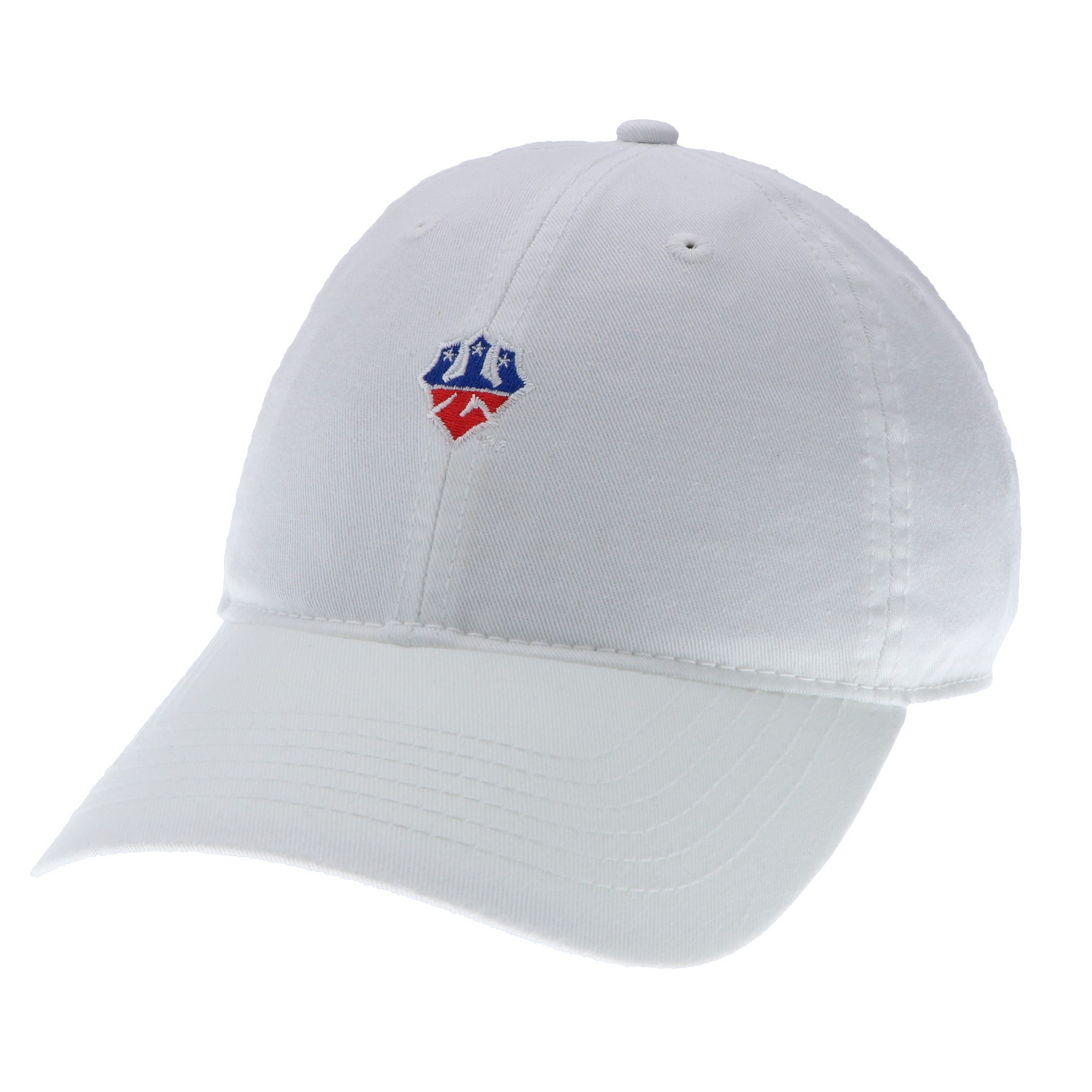 Image For Legacy Patriotic Trident Hat, White