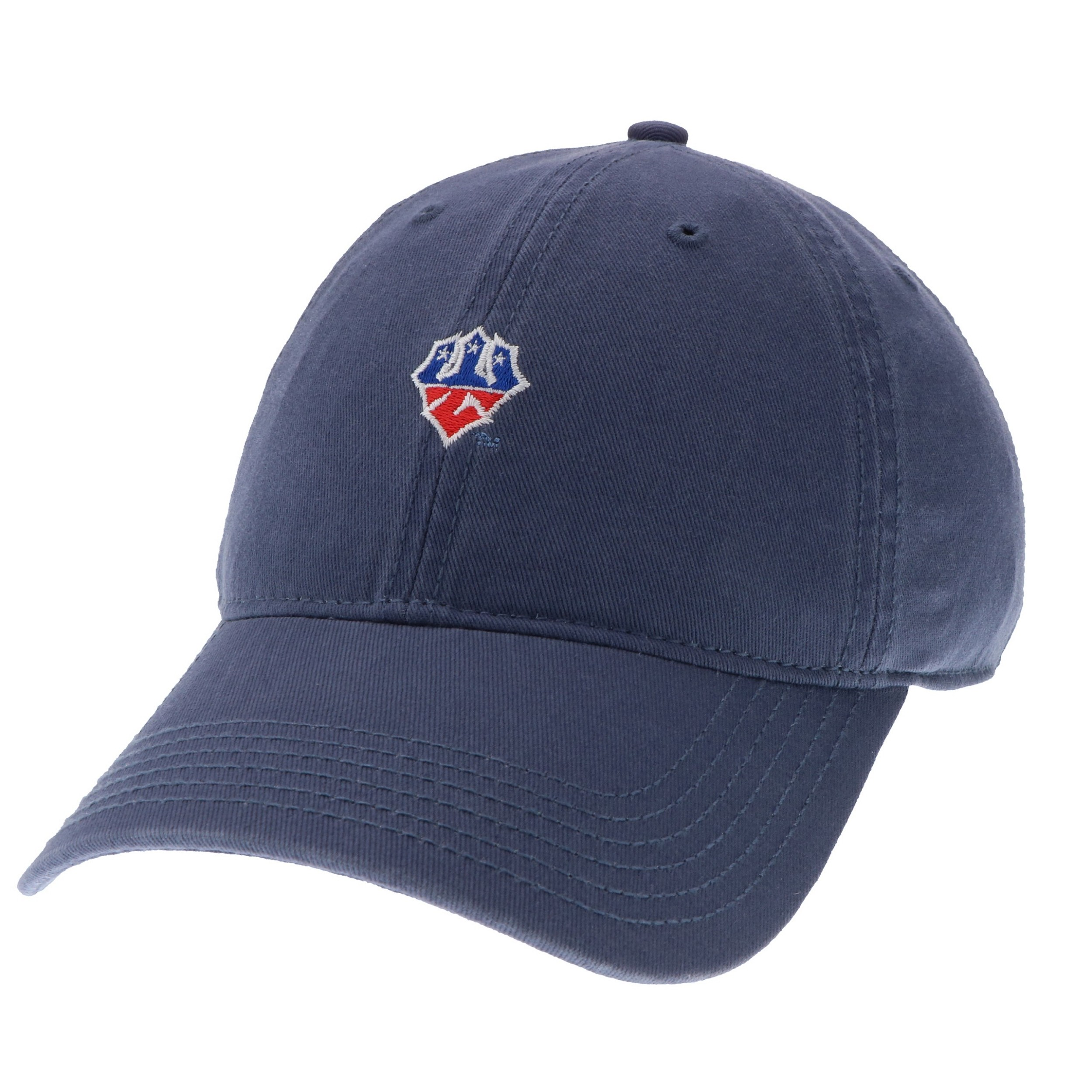 Image For Legacy Patriotic Trident Hat, Slate Blue