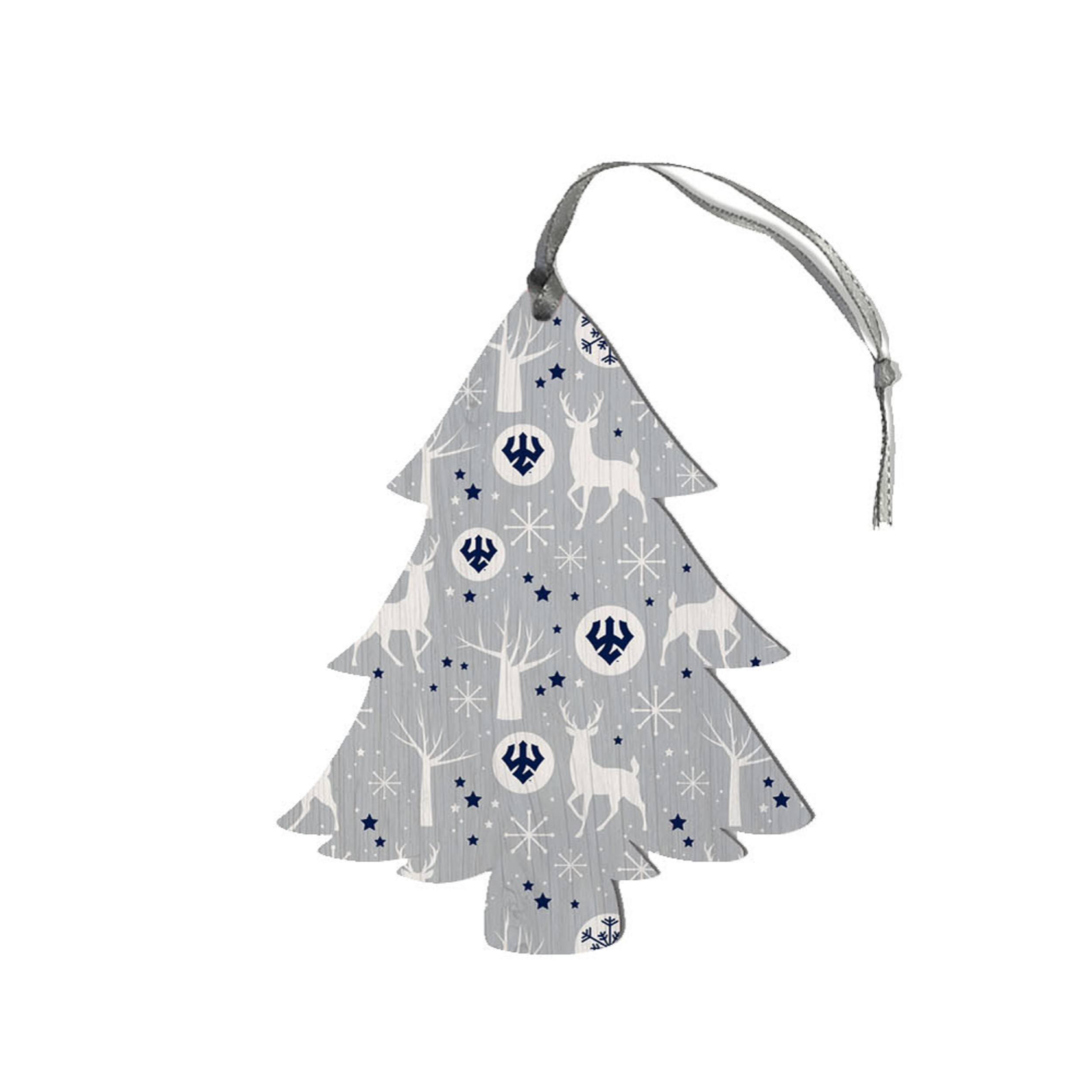 Image For Trident Tree Ornament