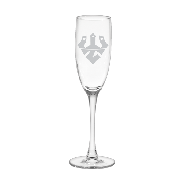 Image For Mock Con Champagne Flute
