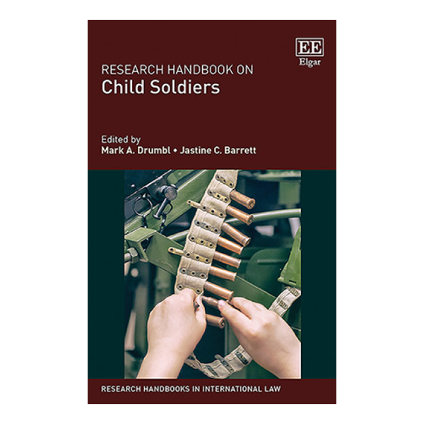 Image For Research Handbook on Child Soldiers (HB)