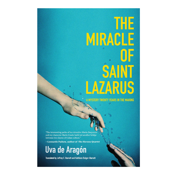Image For The Miracle of Saint Lazarus (PB)