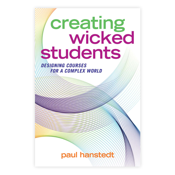 Image For Creating Wicked Students (PB)