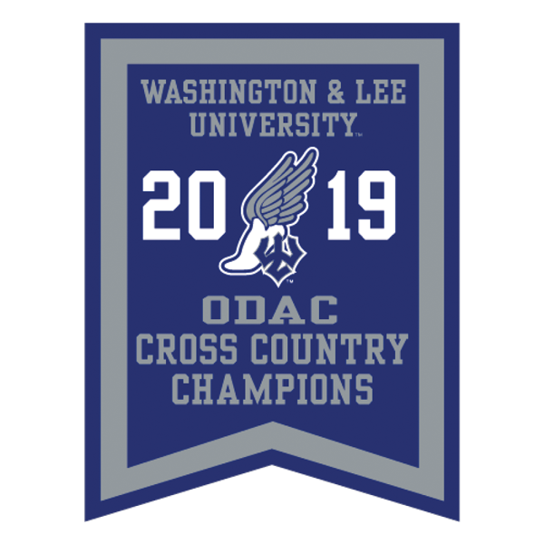 Image For 2019 ODAC Cross Country Banner
