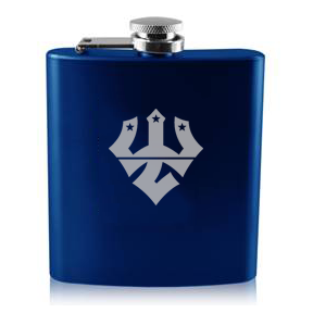 Image For Mock Con Trident Flask