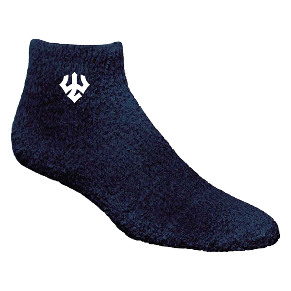 Image For Fuzzy Socks, Maroon, Pink or Navy
