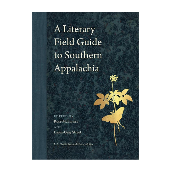 Image For A Literary Field Guide to Southern Appalachia (HB)