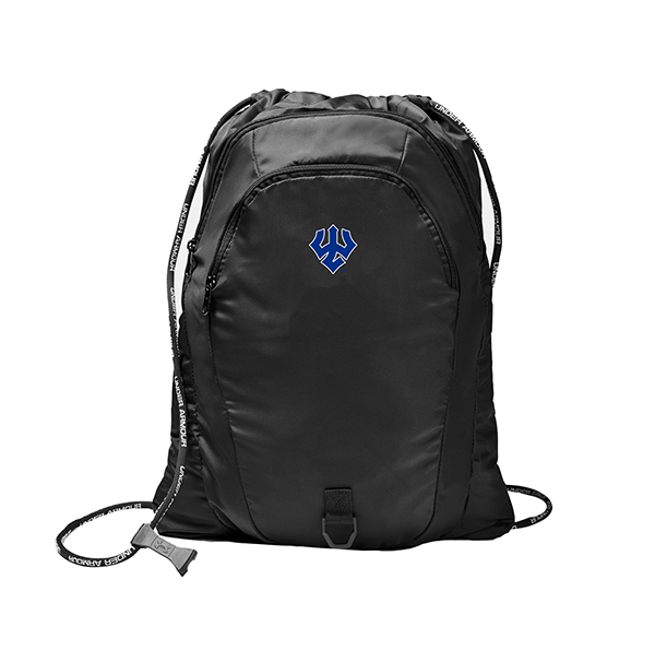 Image For Under Armour Undeniable Sackpack, Royal or Black