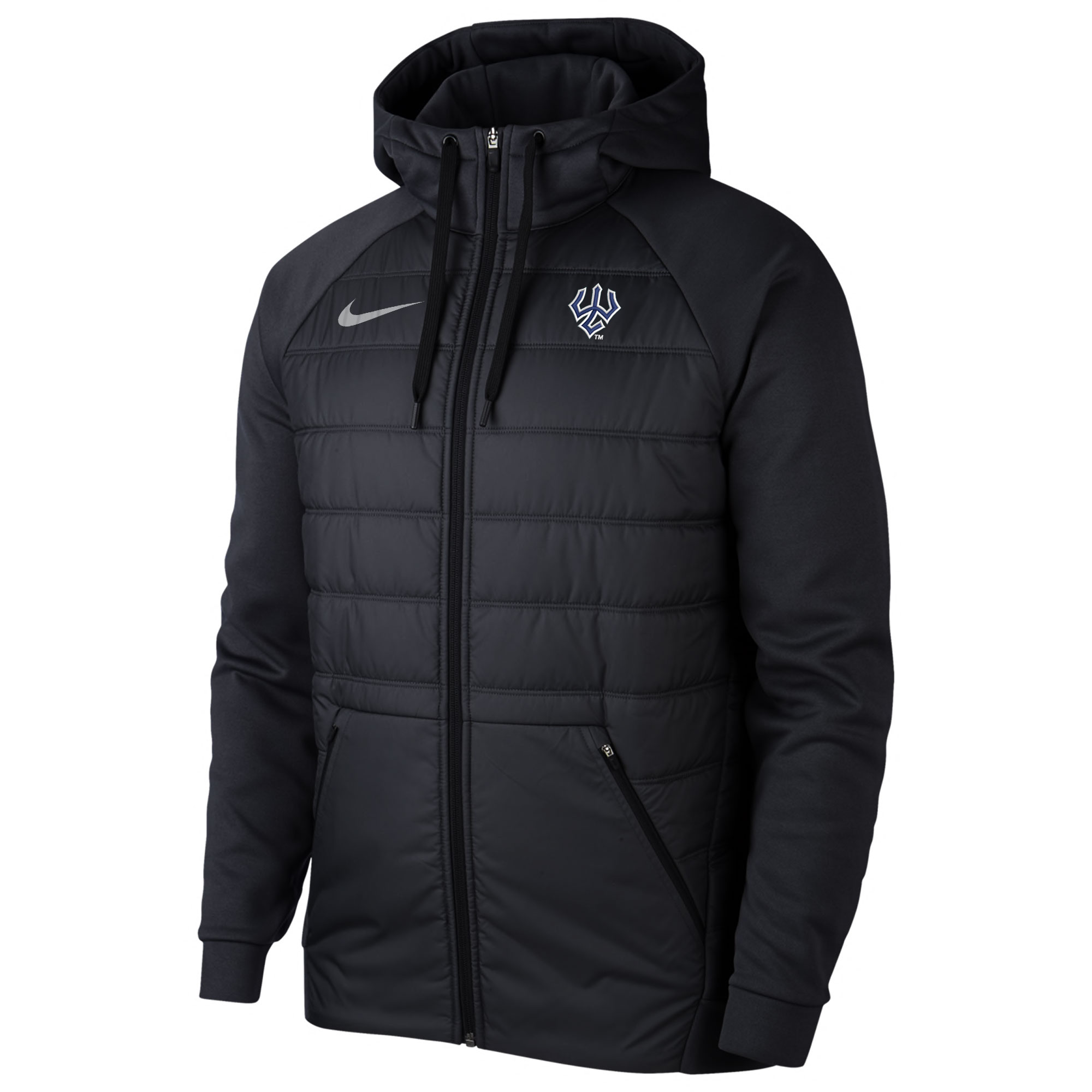 Image For Nike Therma Hooded Jacket