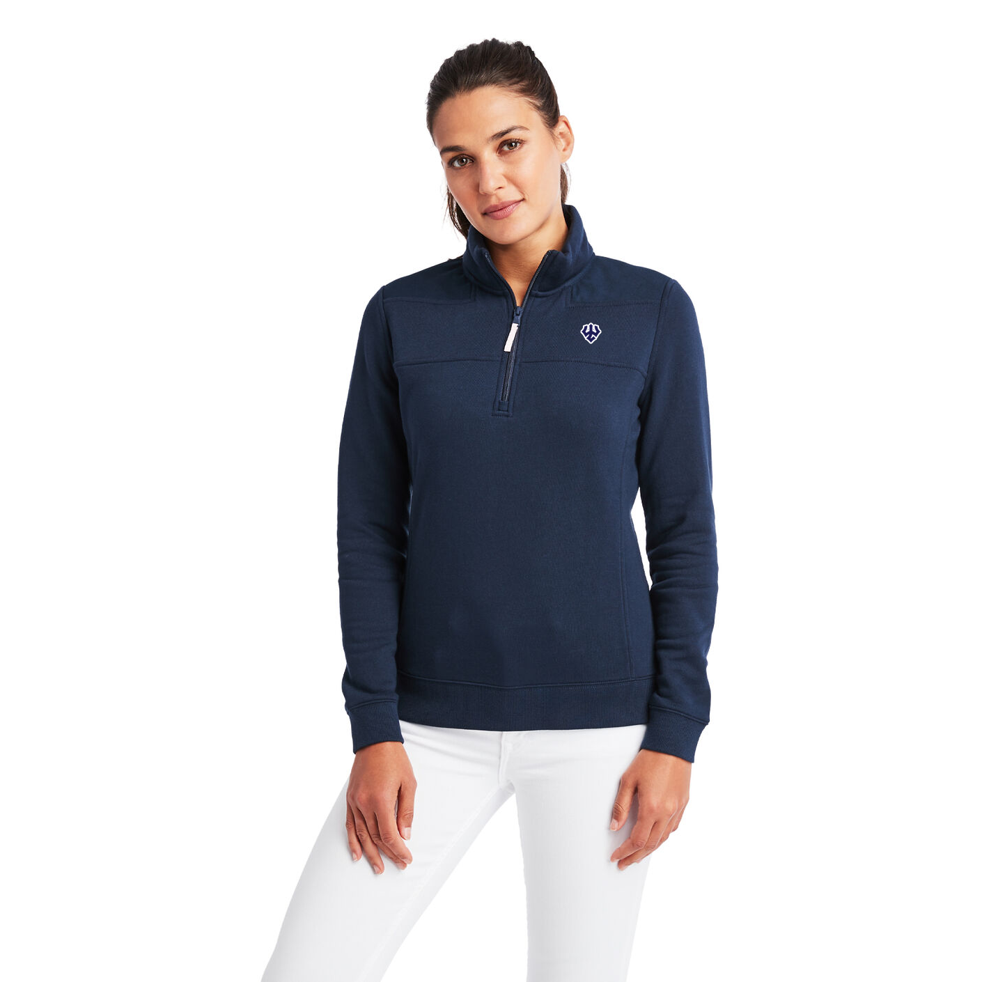 Image For Vineyard Vines 1/4 Zip Collegiate Shep Shirt