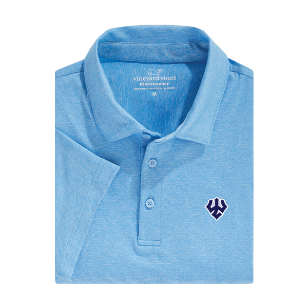 Image For Vineyard Vines Destin Stripe Sankaty Polo
