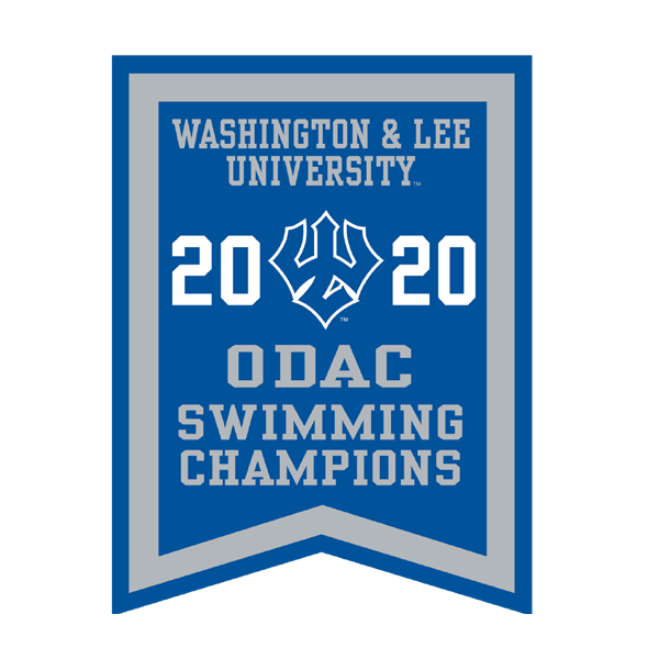 Image For 2020 ODAC Swimming Banner