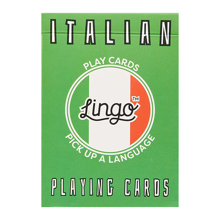 Image For Lingo Playing Cards, Italian