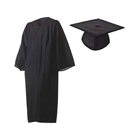 Image For Cap and Gown: Special $6.00 COVID Shipping