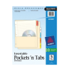 Cover Image for Avery Big Tab Insertable Dividers