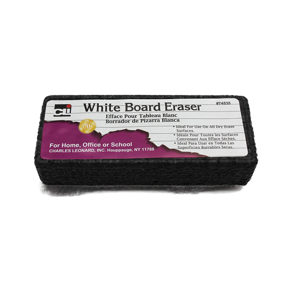 Cover Image For White Board Eraser