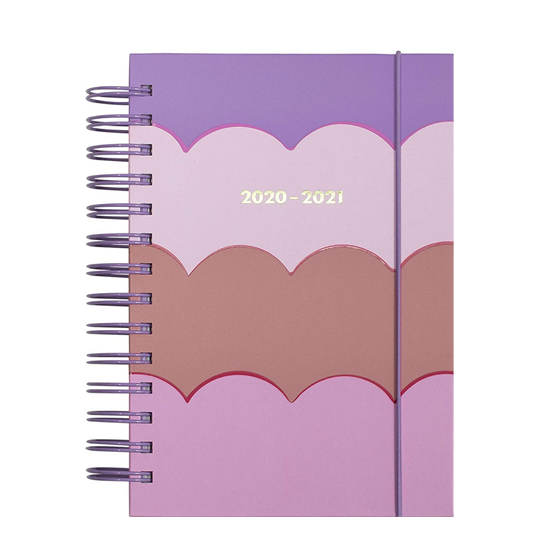 Image For Kate Spade Scallop Planner, Medium