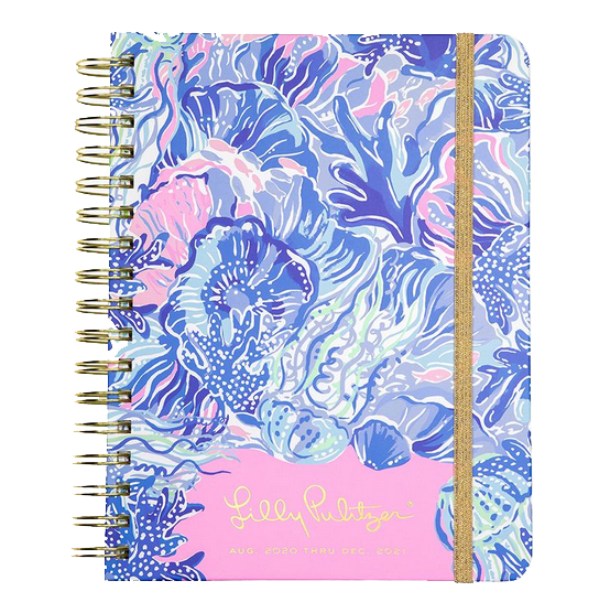 Image For Lilly Pulitzer Shade Seeker Planner, Large