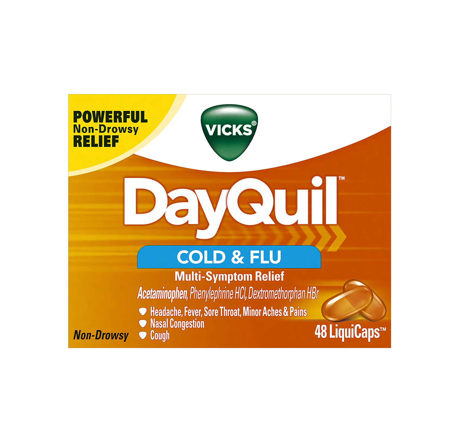 Image For DayQuil Cold and Flu