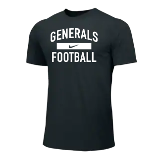 Image For Nike Dri-Fit Football Tee