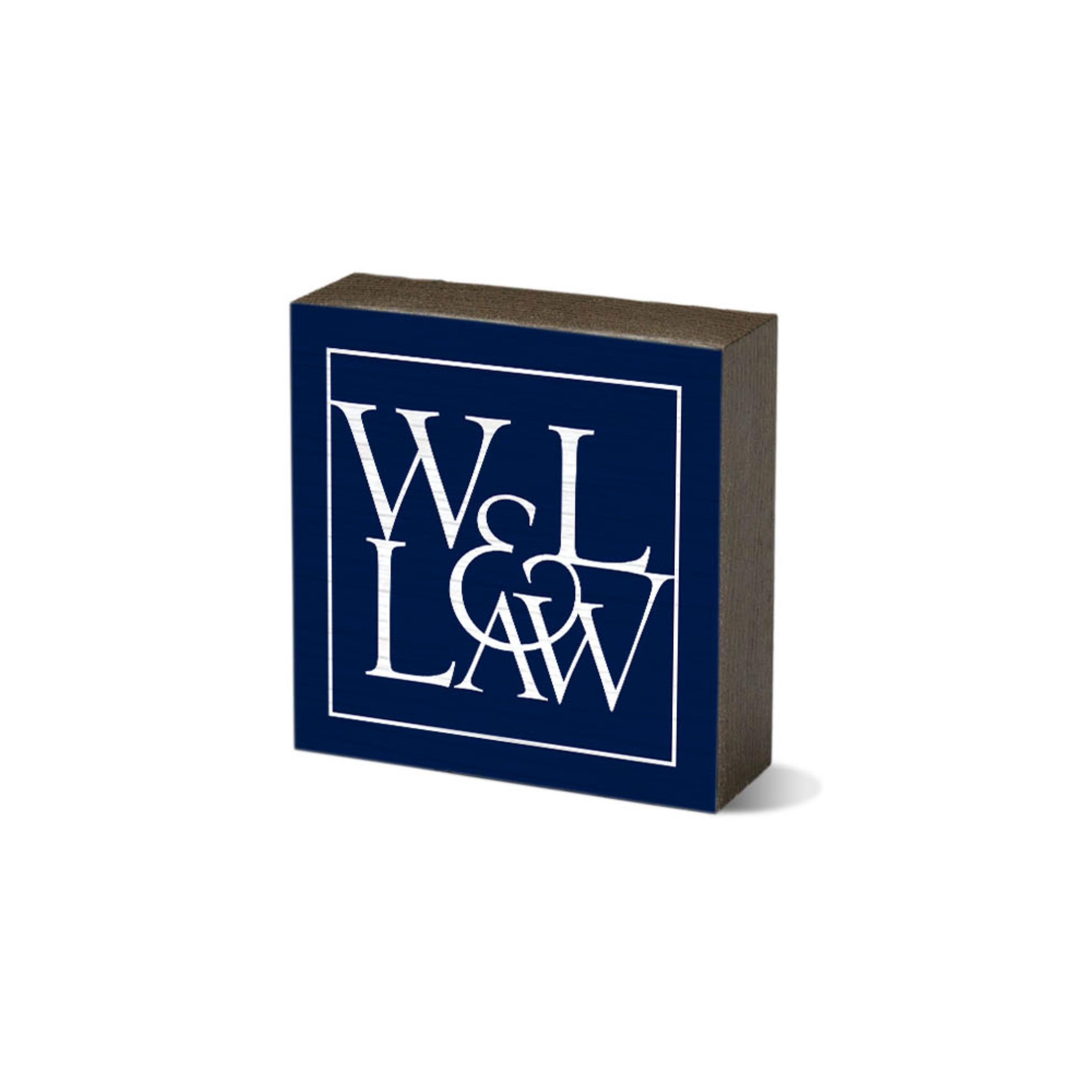 Image For Law Logo Square Block