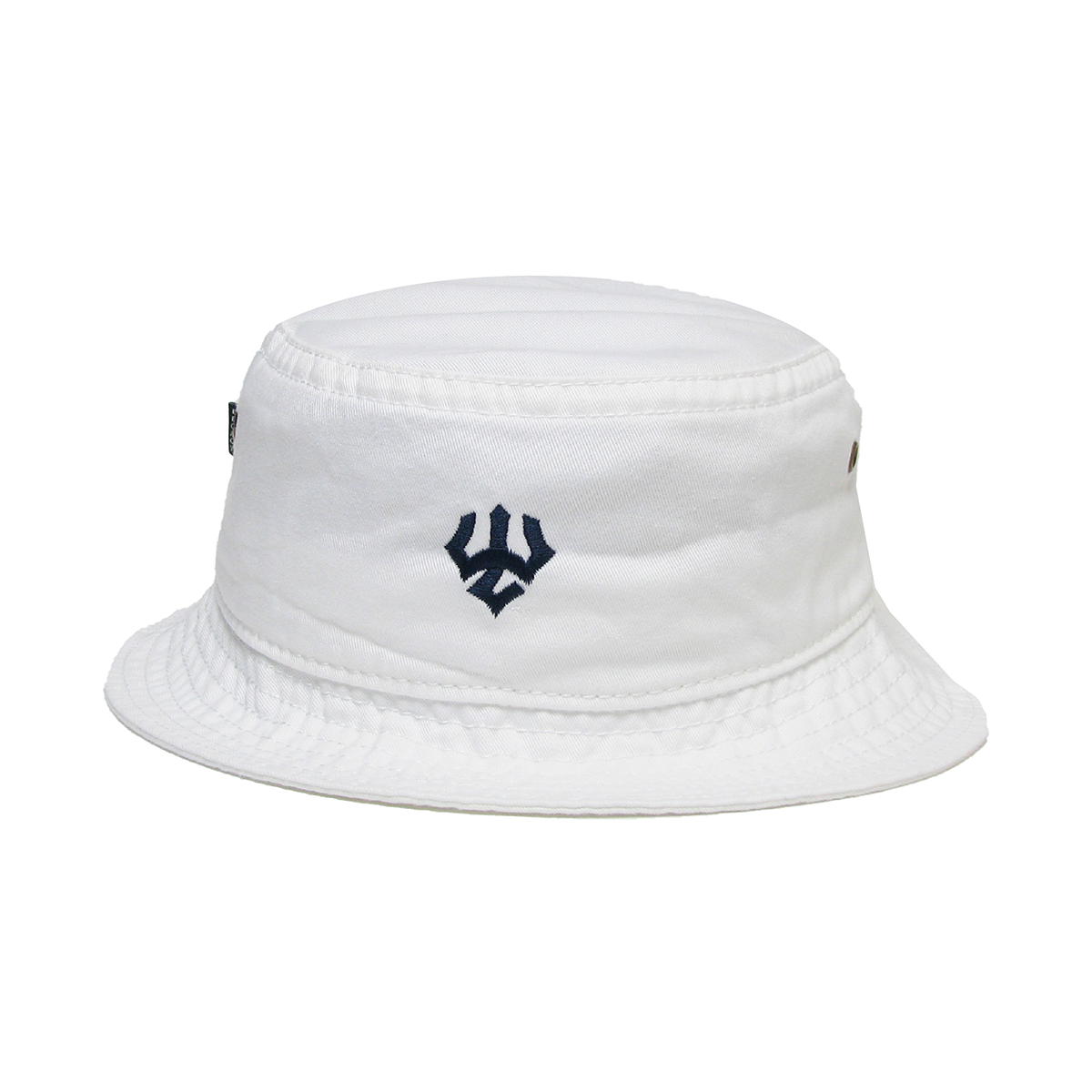 Image For Legacy Trident Bucket Hat, Navy or White