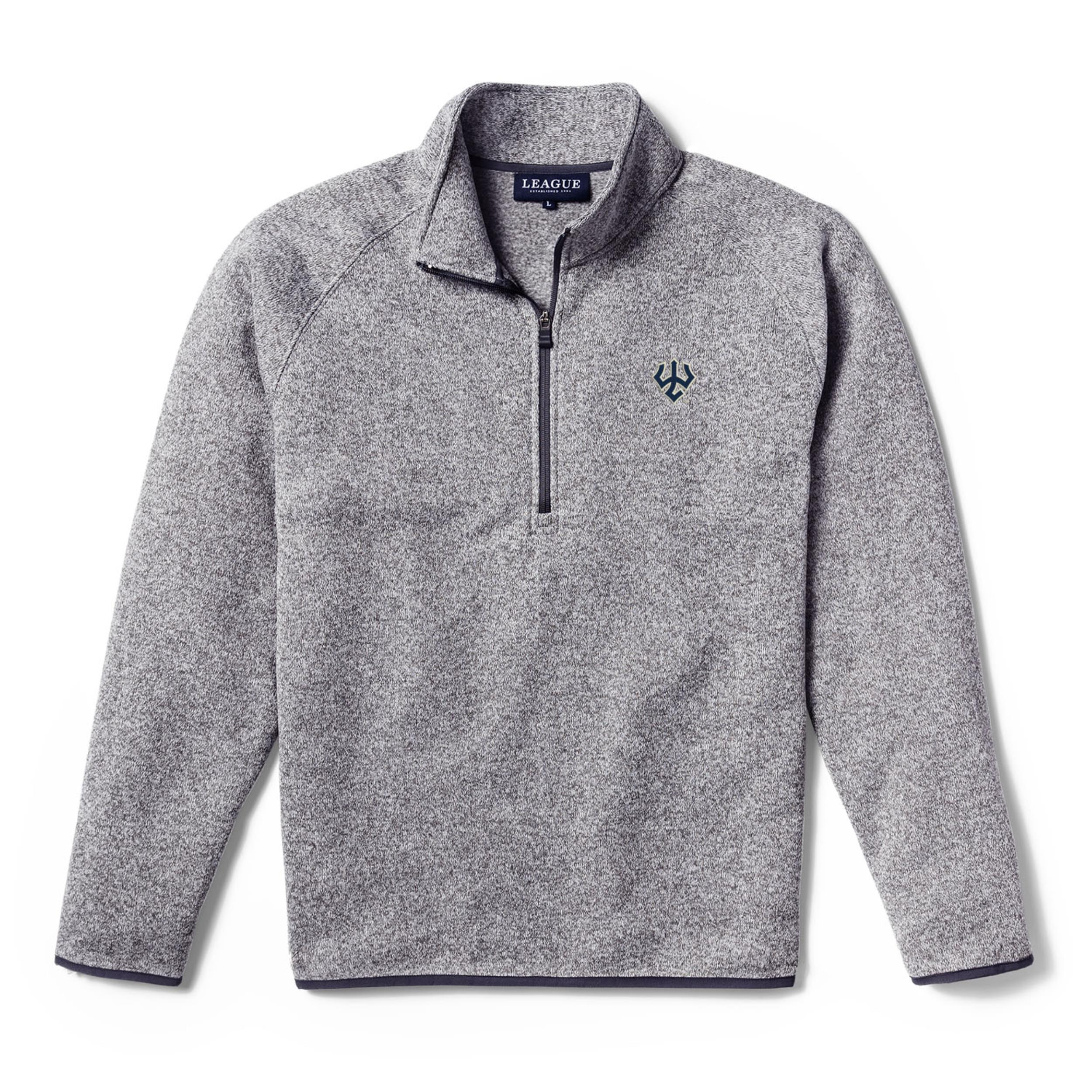 Image For League Saranac 1/4 Zip Pullover